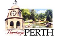 Town of Perth Logo