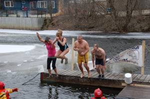 The Perth Polar Bear Plunge is one of the amazing sanctioned events planned for  2016.