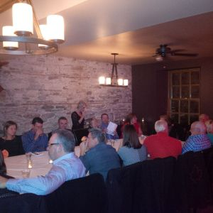Progressive Dinner Party Perth