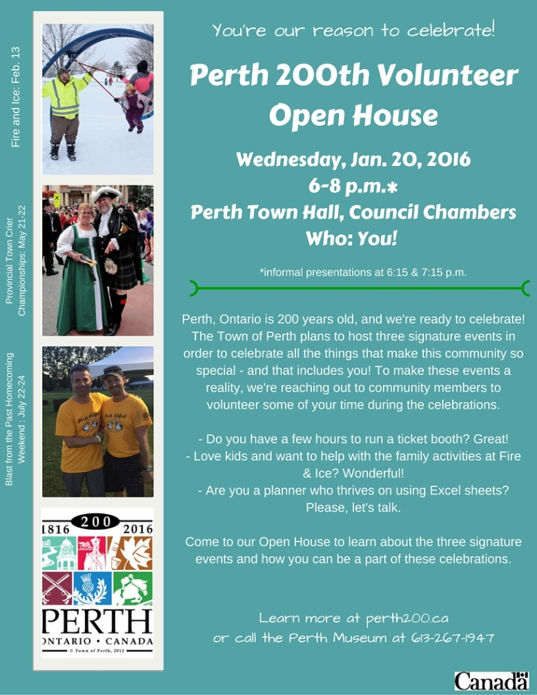 Volunteer Open House