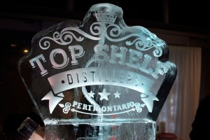 Top Shelf Distillers' Drink Luge