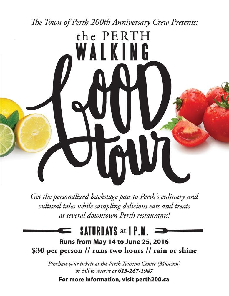 Perth Walking Food Tour