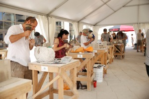 Canadian Stone Carving Festival 2