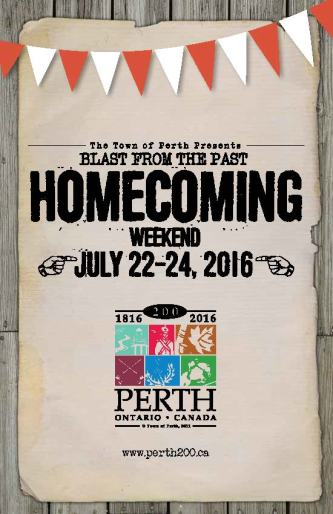 Perth Homecoming Program.2016